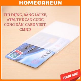 Túi đựng thẻ ATM, Card visit, CMND căn cước công dân, bằng lái xe thumbnail
