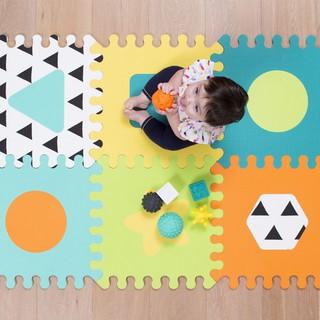 [Hot] Thảm xốp ghép trải sàn 6 tấm Infantino 216056