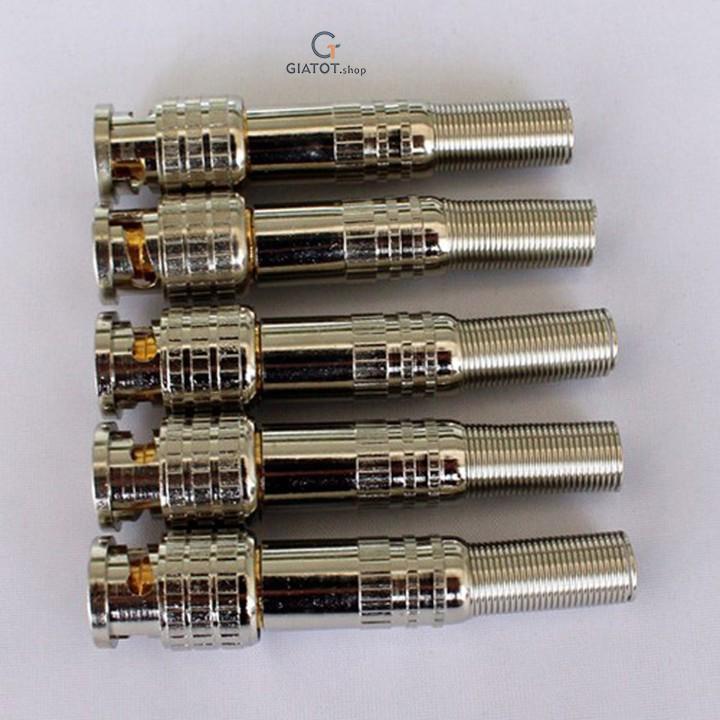 Combo 5c JACK BNC chuyên dụng dùng cho Camera có dây