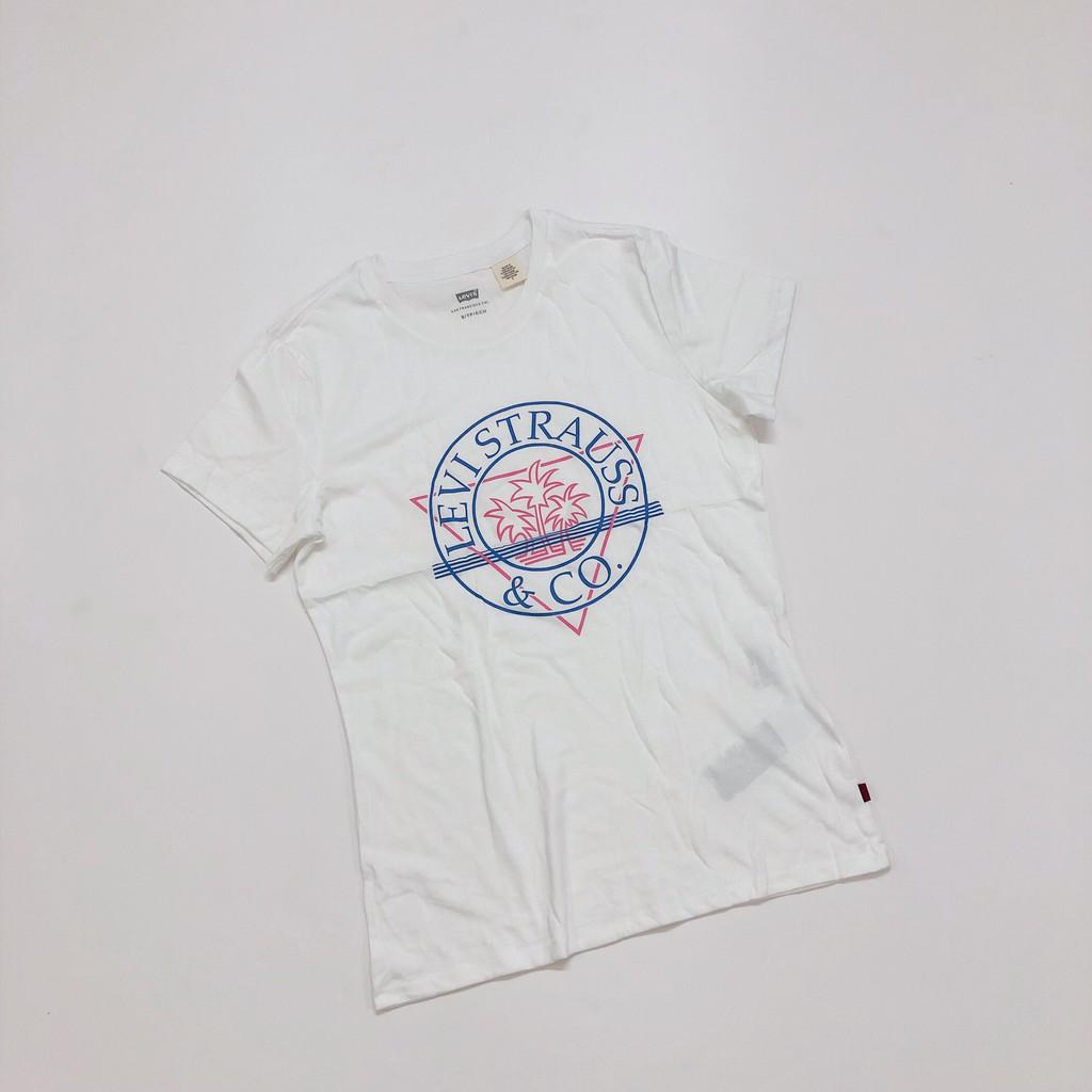 Áo thun cotton in logo hàng VNXK