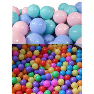 bóng đồ chơi nhiều màu sắc cho bé