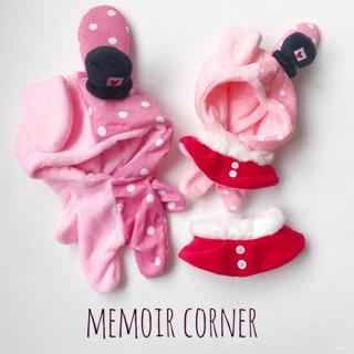 Outfit cho Doll 20cm – Tủ đồ Small World