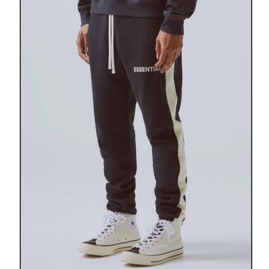 FOG PANTS - Quần FOG Essentials Side Stripe (black) [Mirror Quality 1:1]