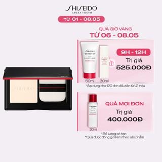 Phấn phủ dạng nén Shiseido Synchro Skin Invisible Silk Pressed Powder 10g