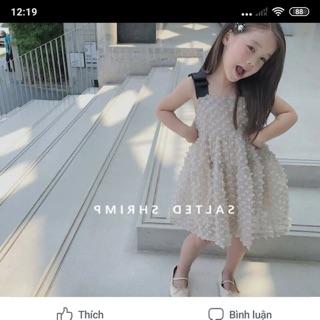 Combo váy xinh cho bé