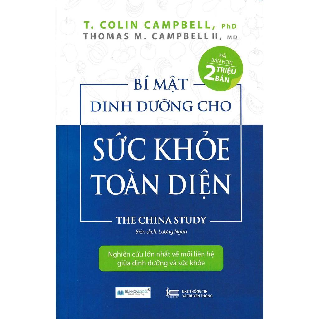 Sách - Bí mật dinh dưỡng cho sức khỏe toàn diện