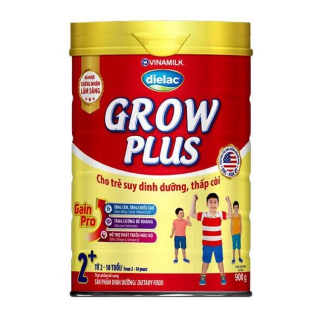 Sữa bột vinamik grow plus 2+ 900g