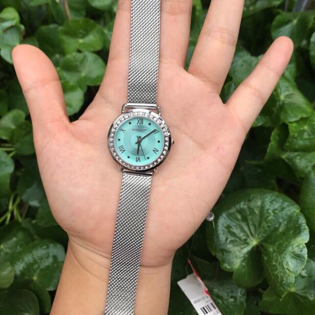 Đồng hồ nữ sunlight - 2659798 , 1334435642 , 322_1334435642 , 680000 , Dong-ho-nu-sunlight-322_1334435642 , shopee.vn , Đồng hồ nữ sunlight
