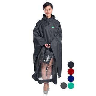 Áo mưa choàng PU cao cấp tráng phủ 6 lớp Hưng Việt thumbnail