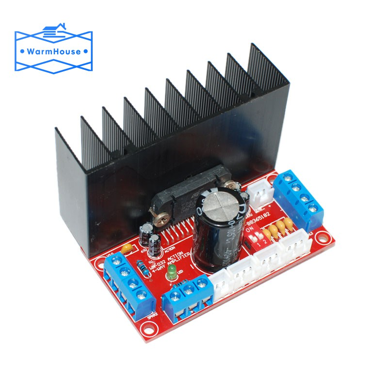 TDA7377 4 Channel Power Amplifier Kit Supports Stereo