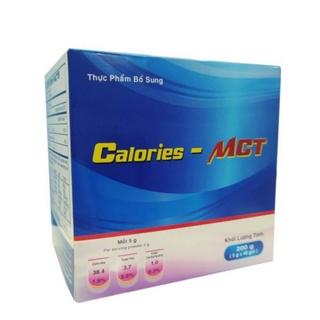 Calories – MCT bổ xung chất béo