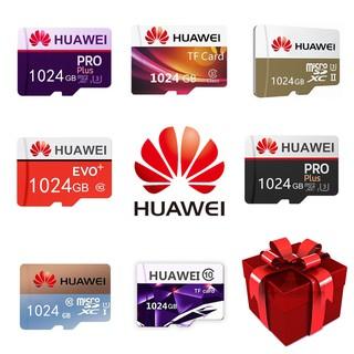 Thẻ nhớ Micro SD Huawei tốc độ cao 1024GB hỗ trợ lưu trữ tiện dụng thumbnail