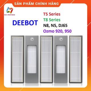 Màng Lọc Hepa Robot Hút Bụi Deebot serie T5, T8, N8, N5, Ozmo 920, Ozmo 950 thumbnail