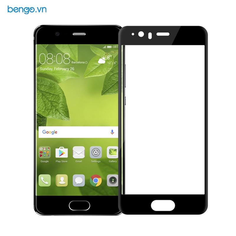 Kính cường lực Huawei P10 3D Full màn hình