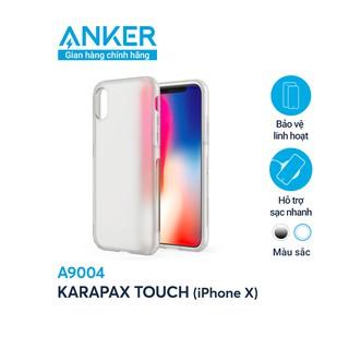 Ốp Lưng ANKER Karapax Touch iPhone X - A9004 thumbnail