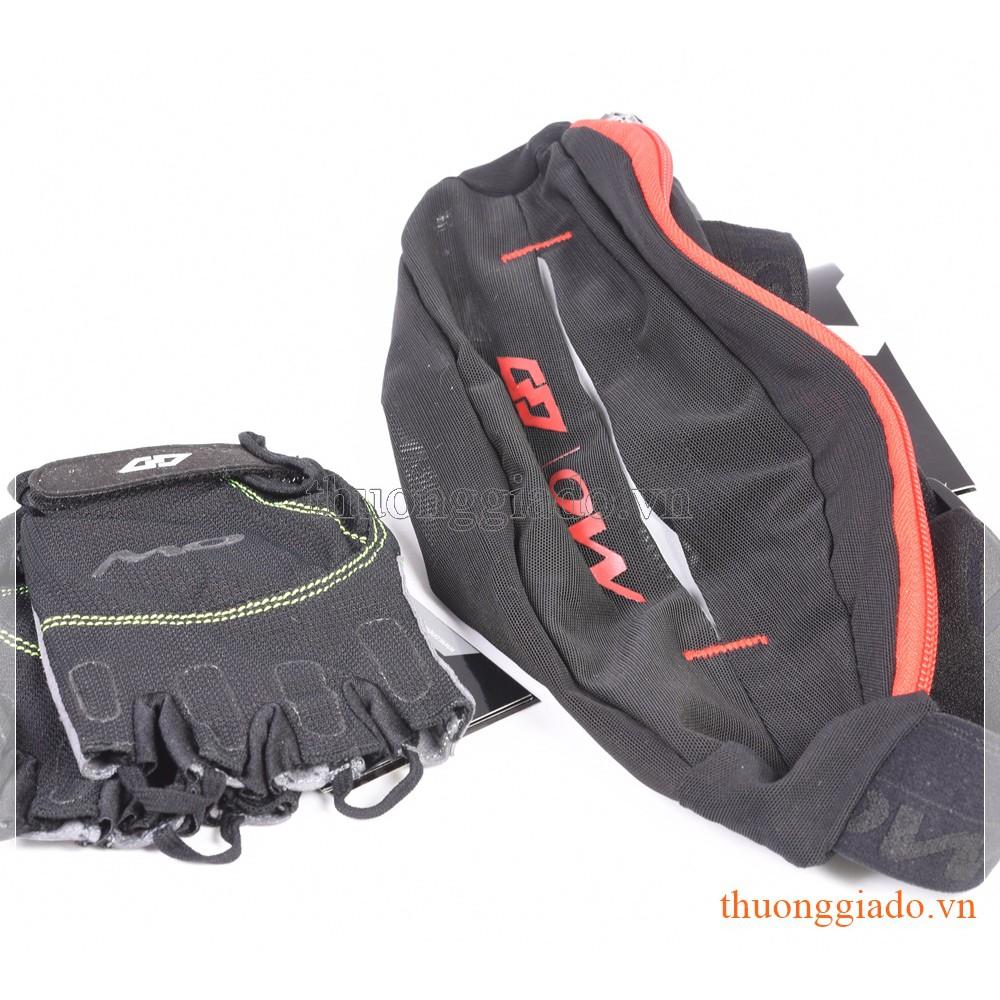 Bộ găng tay và túi đeo thắt lưng hiệu OW dùng chơi thể thao - 3402611 , 939607317 , 322_939607317 , 195000 , Bo-gang-tay-va-tui-deo-that-lung-hieu-OW-dung-choi-the-thao-322_939607317 , shopee.vn , Bộ găng tay và túi đeo thắt lưng hiệu OW dùng chơi thể thao