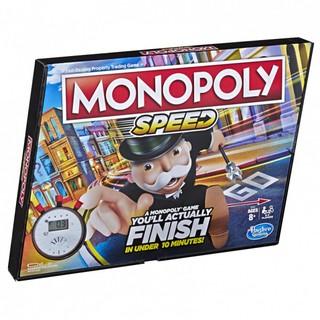 Đồ chơi – Cờ tỷ phú – MONOPOLY SPEED – Đường Đua Tốc Độ – E7033