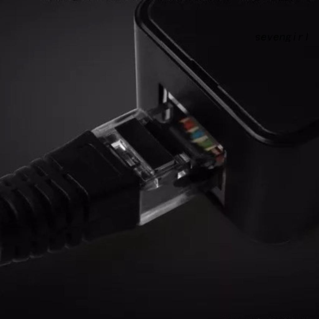 Bộ Chia 3 Cổng Usb 3.0 Gigabit Ethernet Lan Rj45