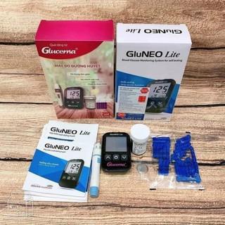 Máy đo đường huyết. Quà tặng từ sữa Glucerna. ( date 2024)