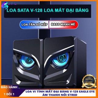 Loa vi tính SADA V-128 âm Bass Trầm nổi loa di động Eagle Eye dùng cho điện thoại máy tính laptop