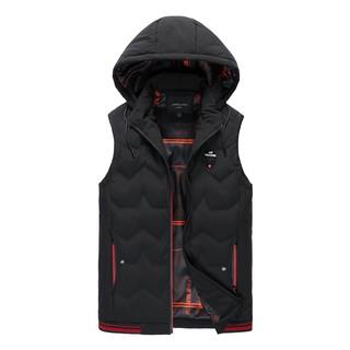 Áo khoác không tay giữ ấm phong cách thu đông