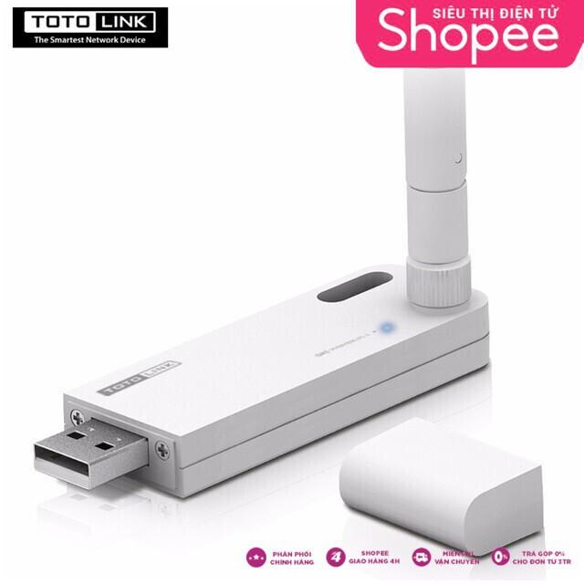 {Deal Sale} Totolink N150UA – USB wifi chuẩn N 150Mbps Giá chỉ 160.000₫