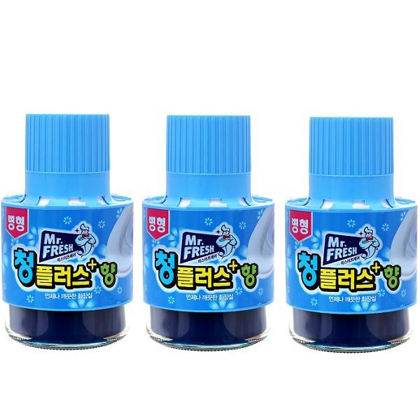 Bộ 3 Chai thả bồn cầu tự động làm sạch diệt khuẩn và làm thơm Mr.Fresh - 3205989 , 795321734 , 322_795321734 , 180000 , Bo-3-Chai-tha-bon-cau-tu-dong-lam-sach-diet-khuan-va-lam-thom-Mr.Fresh-322_795321734 , shopee.vn , Bộ 3 Chai thả bồn cầu tự động làm sạch diệt khuẩn và làm thơm Mr.Fresh