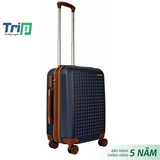 Vali nhựa TRIP P803A Size 20inch đựng 7kg đến 10kg hành lý xách tay lên canbin bảo hành 5 năm chính hãng thumbnail