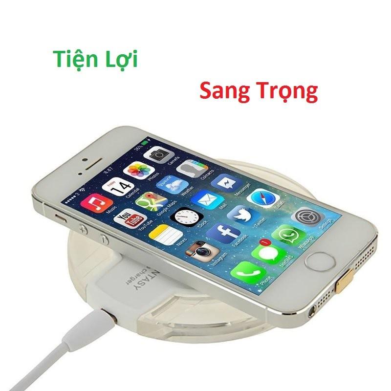 Đế sạc pin không dây cho điện thoại IOS
