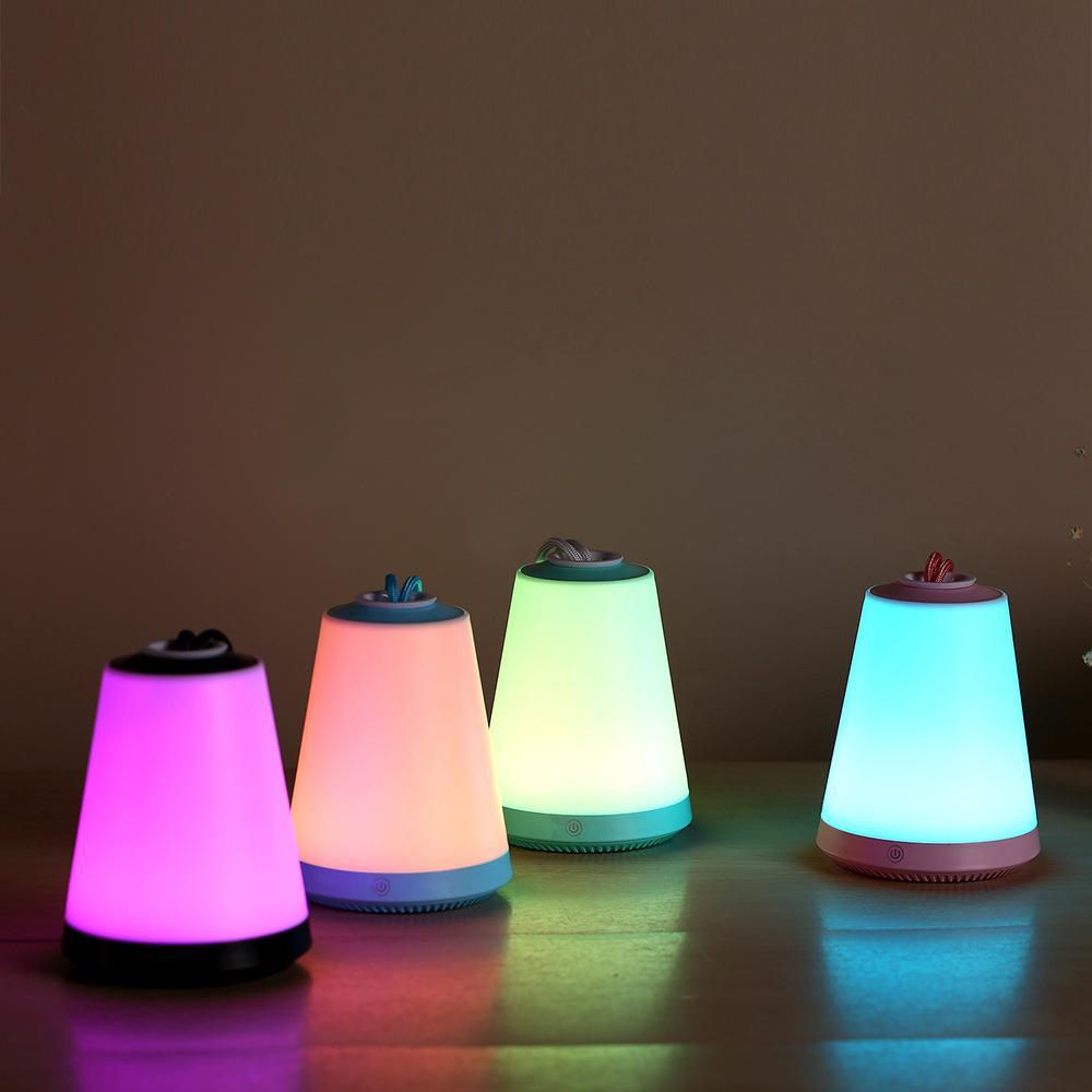 Đèn Pin Cắm Trại Đa Năng