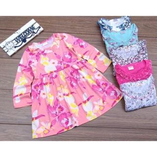 🦄 Đầm cotton xuất Gymboree size 25-48kg