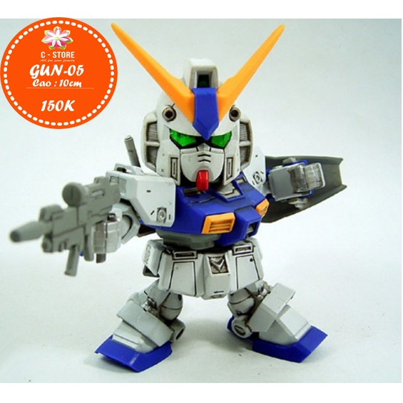 Lắp ghép mô hình Gundam Alex Warrior