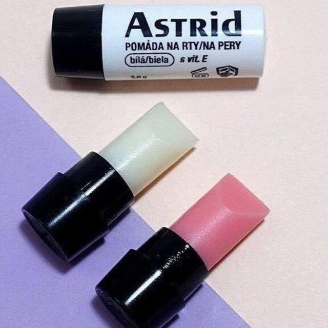 Son dưỡng mỡ hươu Astrid 3g [Mini]