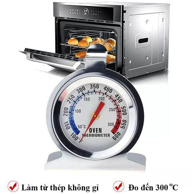 Nhiệt kế lò nướng làm bánh oven