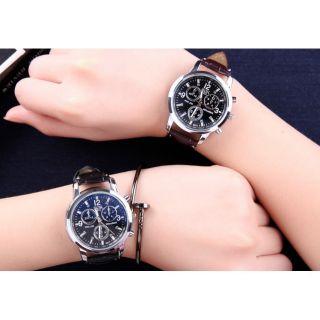 Đồng hồ nam ✨Đồng hồ nam SIOK đẳng cấp của phái mạnh✨freeship