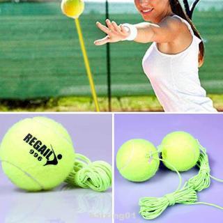 Bóng rèn luyện tennis có dây đeo co giãn tiện dụng