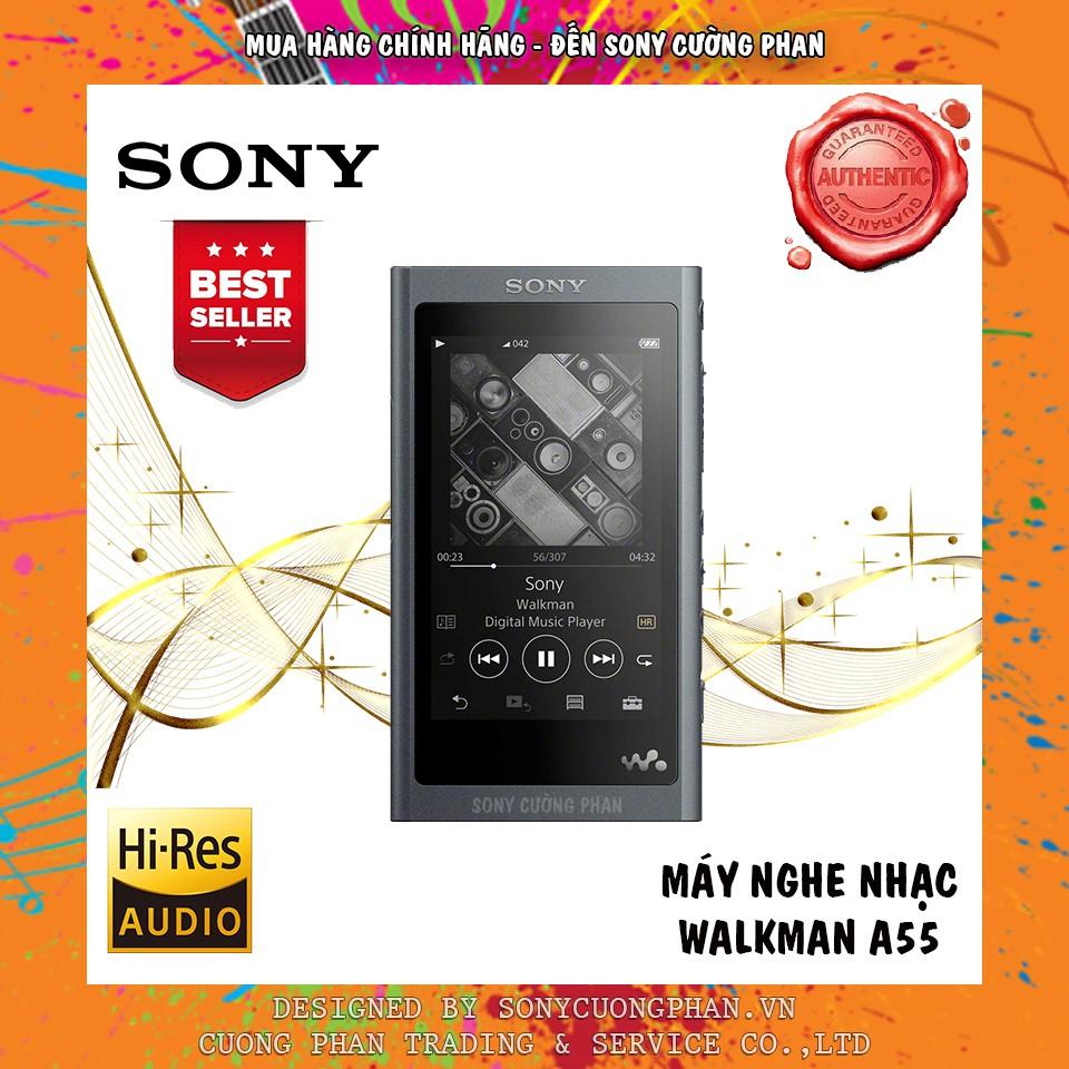 Máy Nghe Nhạc Sony Walkman NW-A55 |Chính Hãng Sony Việt Nam| Bảo Hành 12 Tháng Toàn Quốc