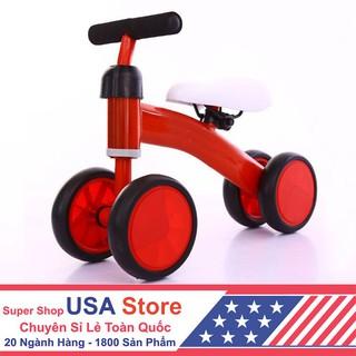 [Store USA] Xe Thăng Bằng 4 Bánh Cho Bé (Nhiều Màu) Chỉ bán trong ngày
