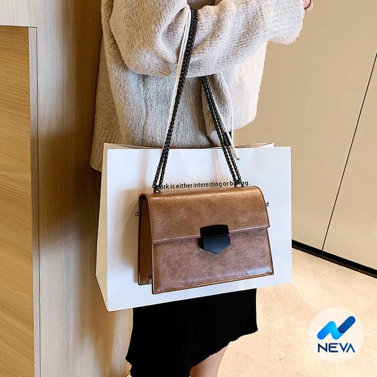 Túi Chéo Nữ Phong Cách Trẻ Trung Sang Chảnh NEVA915