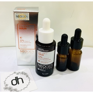 Tinh Chất Mờ Thâm Dưỡng Trắng Vitamin C SAP Neogen Dermalogy Real Vita C Serum 32g thumbnail