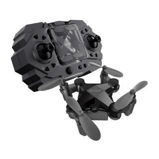 Máy bay điều khiển từ xa 901H mini drone gấp cố định máy bay bốn trục máy bay trên không