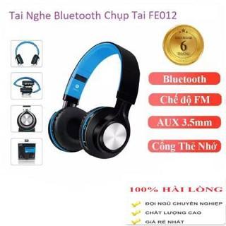 Sale Tai nghe bluetooth,Tai nghe Bluetooth chụp tai FE012 (hộp to),thiết kế thời trang thumbnail