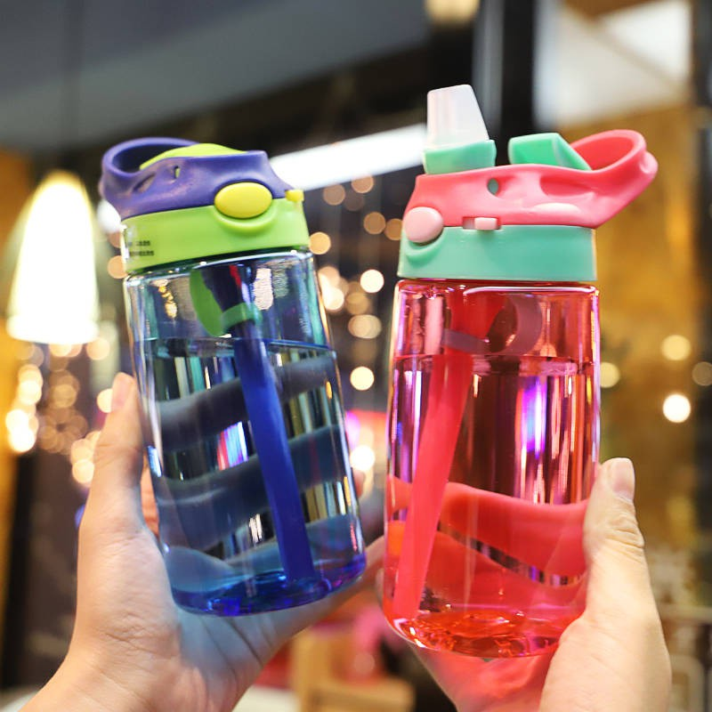 bình nước nhựa có ống hút cho bé - 14975567 , 2743233940 , 322_2743233940 , 289600 , binh-nuoc-nhua-co-ong-hut-cho-be-322_2743233940 , shopee.vn , bình nước nhựa có ống hút cho bé