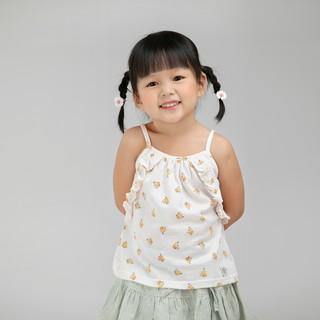 Áo sát nách 2 dây BAA BABY hoa nhí cho bé gái - GT-AT09C-002TR thumbnail