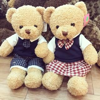Teddy trai gái học sinh