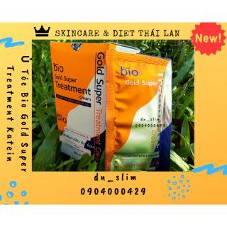 (NEW) Ủ tóc Bio Gold Super Treatment Keratin & Collagen thumbnail