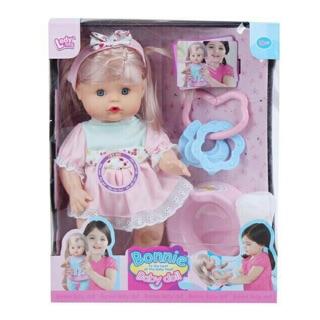 Baby doll biết đi tè