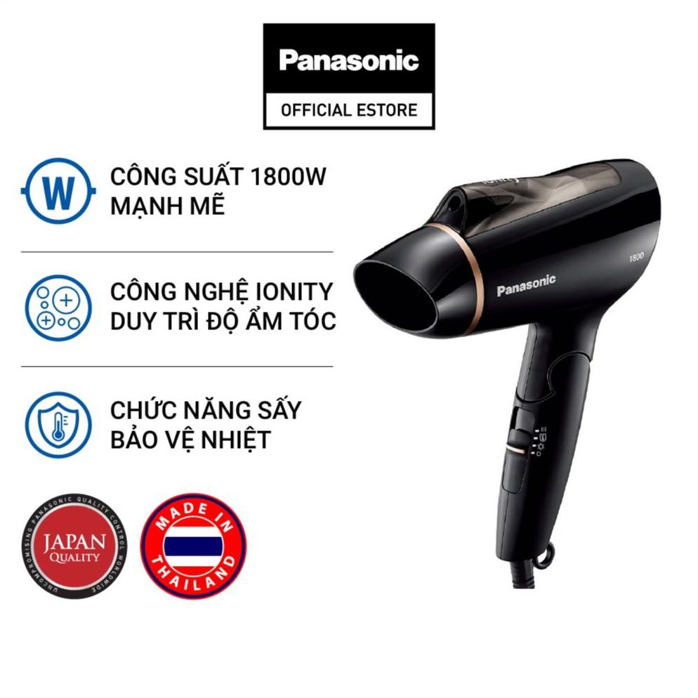 Máy Sấy Dưỡng Tóc Ionity Panasonic EH-NE20-K645 - Bảo Hành 12 Tháng - Hàng Chính Hãng
