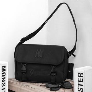 Yêu ThíchCặp túi đeo chéo thời trang unisex phong cách Hàn Quốc cao cấp, túi messenger bag chất trơn trượt nước - bảo hành 1 năm