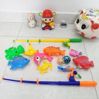 Đồ chơi câu cá nước 2 cần LT-685T